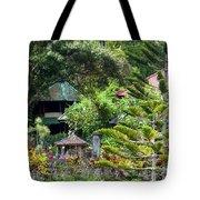 Bali Gardens Tote Bag