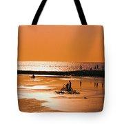 Bali, Sunset Tote Bag