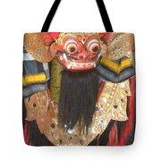 Balinese Barong Tote Bag