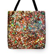Balinese Glass Tile Art Tote Bag