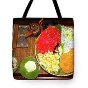 Balinese Spa Tote Bag
