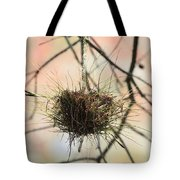 Ball Moss Tote Bag