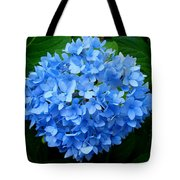 Ball Of Blue Tote Bag