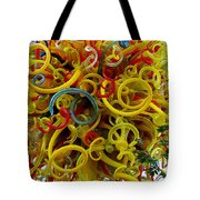 Ball Of Chihuly Glass Tote Bag