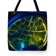 Ball Of Color Tote Bag