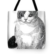 Ball Of Furry Fun Tote Bag