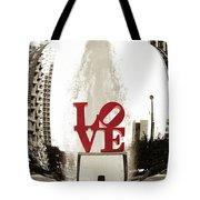 Ball Of Love Tote Bag