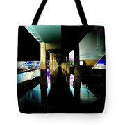 Ballard Bridge Tote Bag
