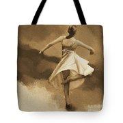 Ballerina Dance 0530 Tote Bag