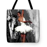 Ballerina Dance 073 Tote Bag