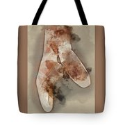 Ballerina Shoes - By Diana Van Tote Bag
