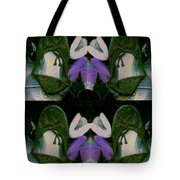 Ballet Art In Popart Style Tote Bag