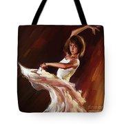 Ballet Dance 0706  Tote Bag