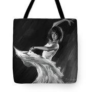 Ballet Dance 0905 Tote Bag