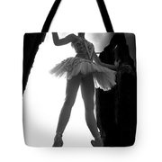 Ballet Dancer1 Tote Bag