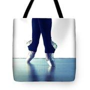 Ballet Feet 1 Tote Bag