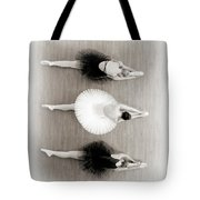 Ballet Stretch Tote Bag