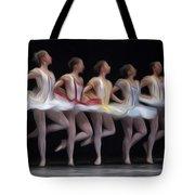 Ballets Tote Bag