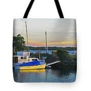 Ballina Boats Tote Bag