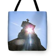 Ballinafad Blessing / Reflections Of The Light Through Time Tote Bag
