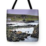 Ballintoy Cottage Tote Bag