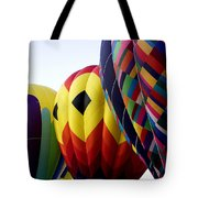 Balloon Color Tote Bag