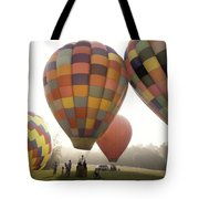 Balloon Day Is A Happy Day Tote Bag