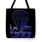 Balloon Festival Tote Bag