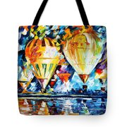 Balloon Festival New Tote Bag