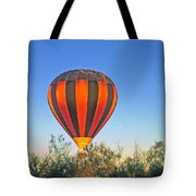 Balloon Launch Tote Bag