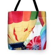 Balloon Launch Tote Bag