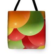 Balloons Up Tote Bag