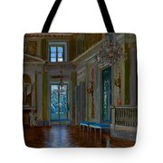 Ballroom Of The Lazienki Palace Tote Bag