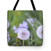 Balls Of Seed Tote Bag