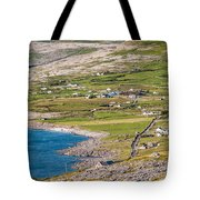 Ballyvaughan Ireland Tote Bag