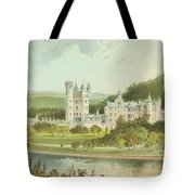 Balmoral Castle, Scotland Tote Bag