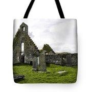 Balnakeil Church Tote Bag