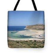 Balos Lagune Tote Bag