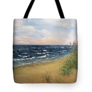 Baltic Coast Tote Bag