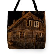 Baltic Houses Tote Bag