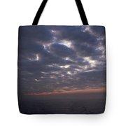 Baltic Sea, Sunset Tote Bag
