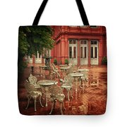 Baltimore Rain Tote Bag