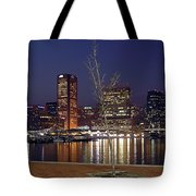 Baltimore Reflections Tote Bag