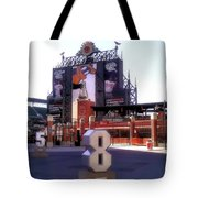 Baltimore's Yard Tote Bag