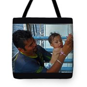 Bambino 3 Tote Bag