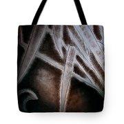 Bamboo Abstract Tote Bag