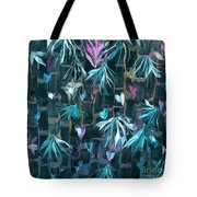 Bamboo And Butterflies Tote Bag