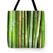 Bamboo Background Tote Bag