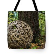 Bamboo Ball Tote Bag