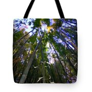 Bamboo Dreams #4 Tote Bag